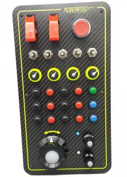 Mobeartec Racecontrol Pro Button Box